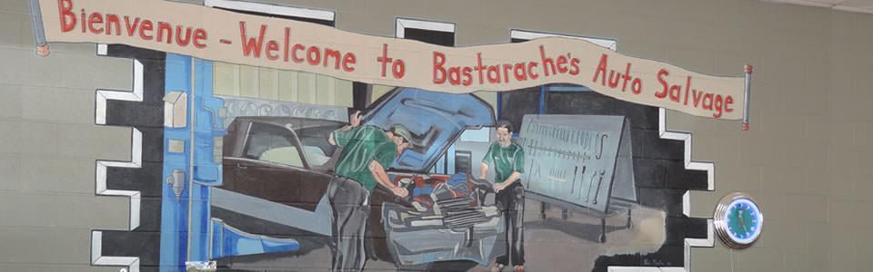 Parts Desk | Bastarache Auto